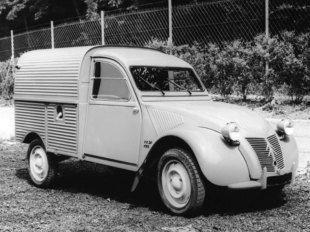 2CV AZU (New engine)