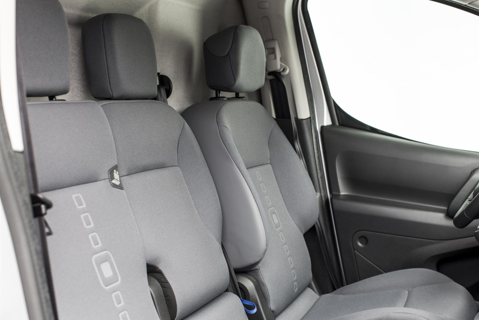 Berlingo 2 seats