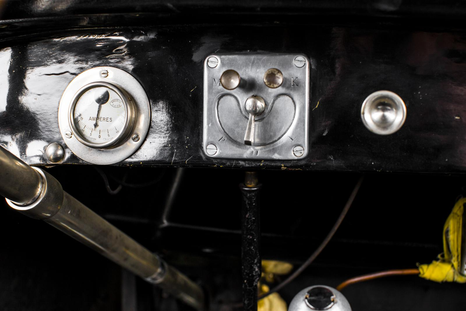 10 HP Type A dashboard