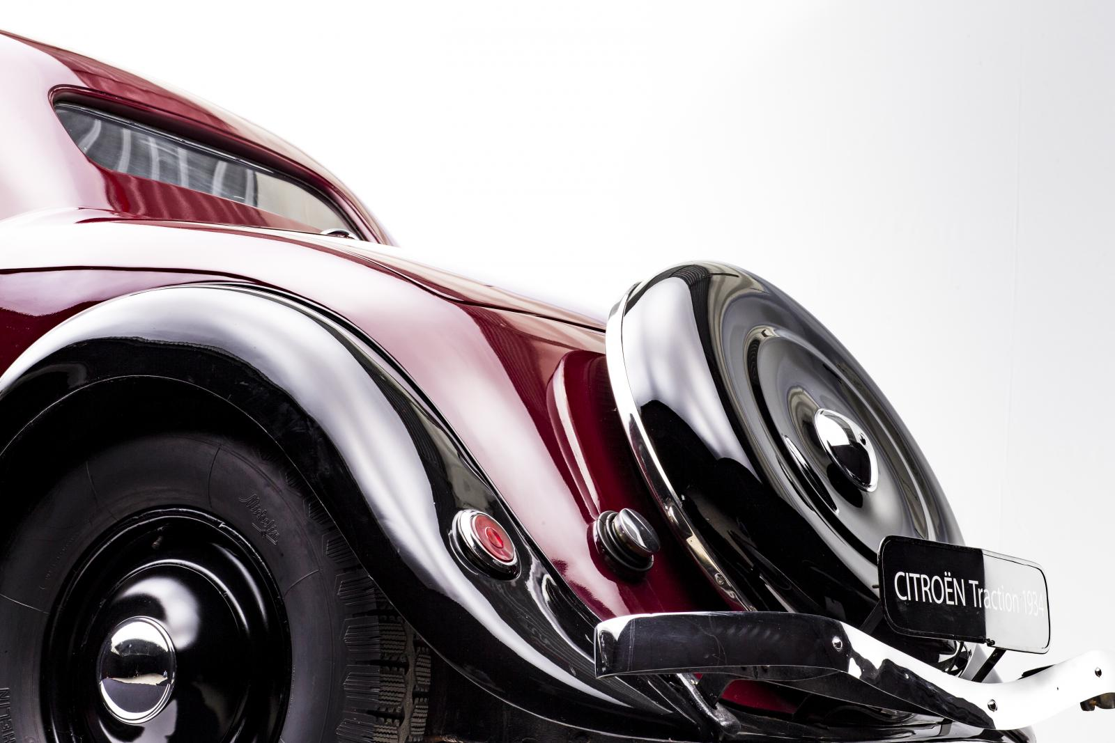 Traction 7B Faux-Cabriolet