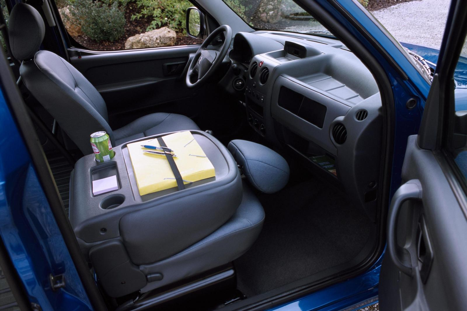 Inside Berlingo 2002