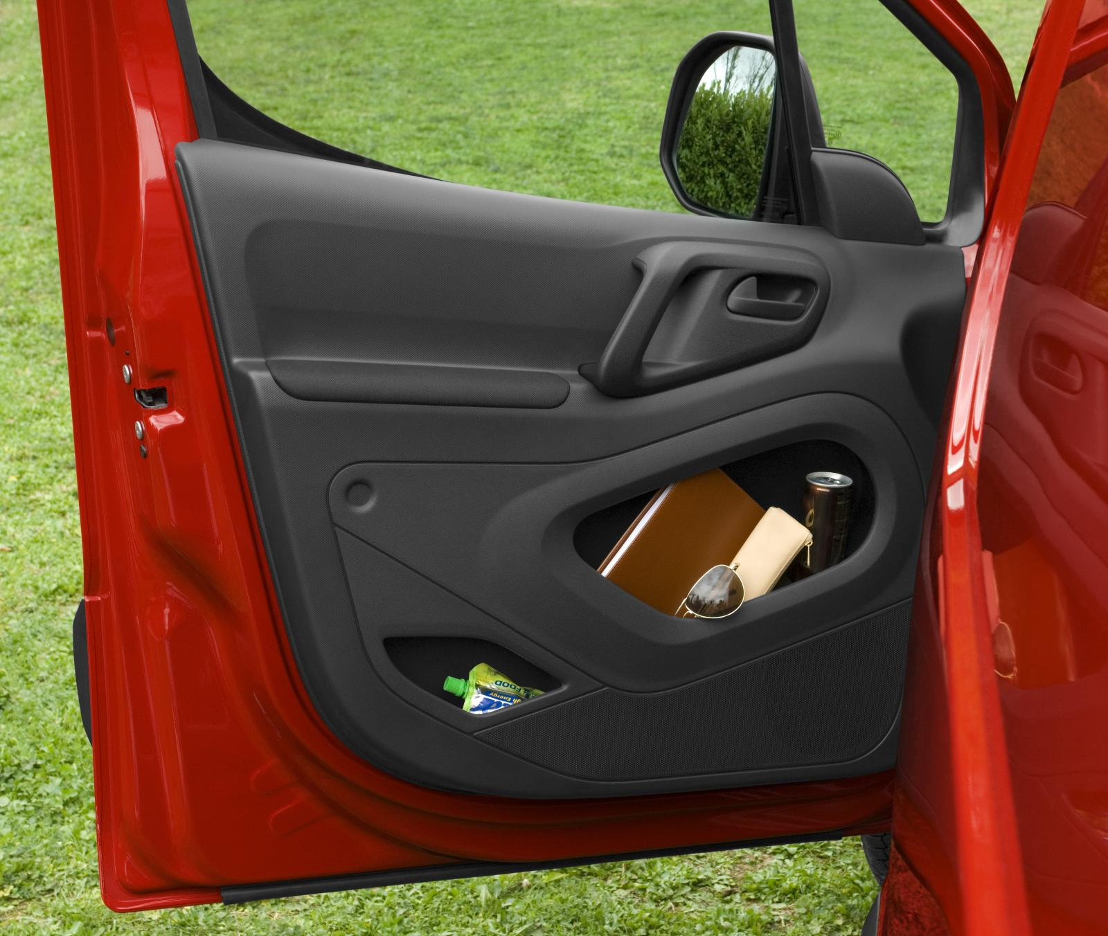 Berlingo 2008 door