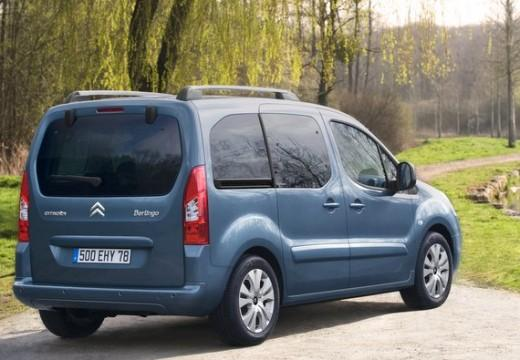 Berlingo Multispace 2008 rear 3/4