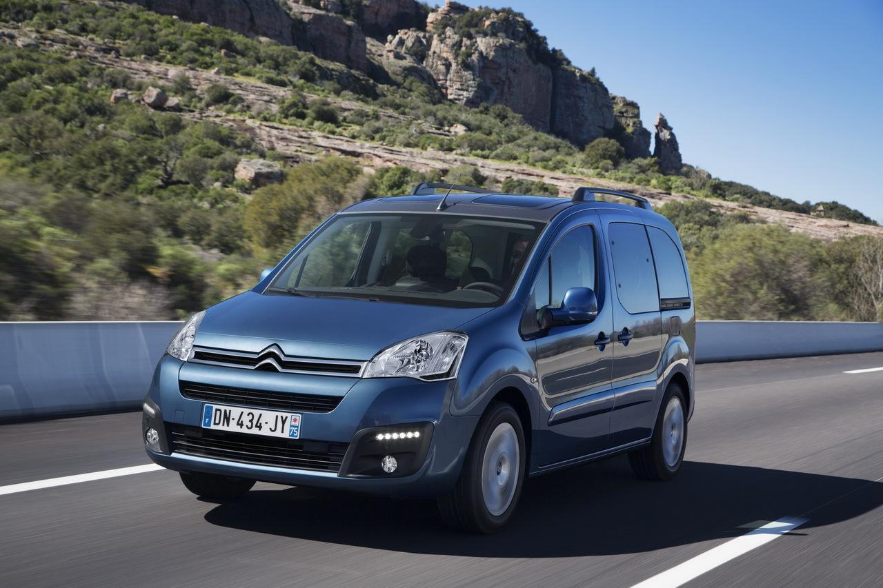 Berlingo Multispace 2015