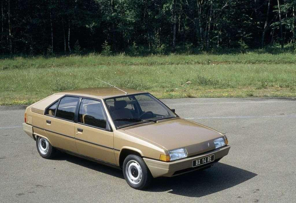 BX 14 RE 1982 3/4 front