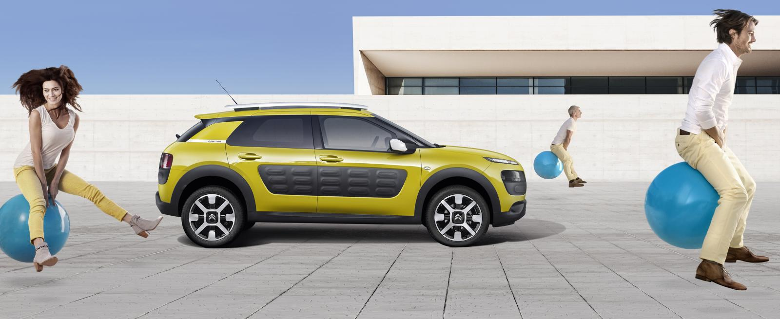 C4 Cactus Feel edition 2014 profile