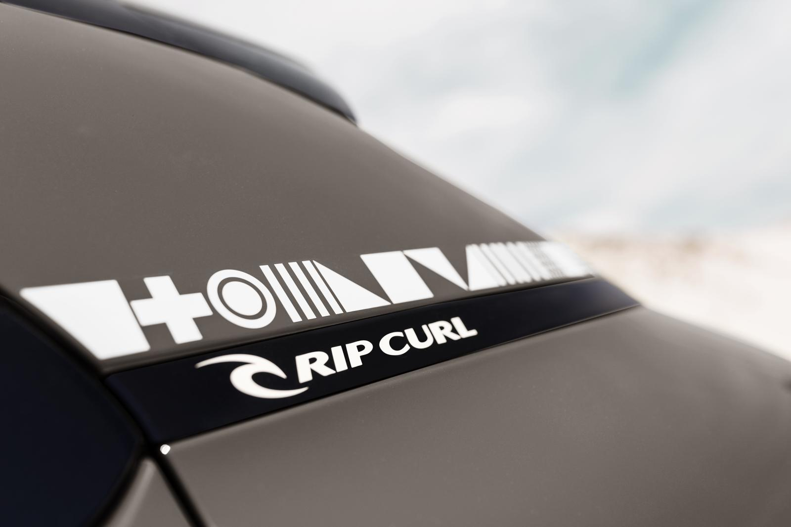 C4 Cactus Rip Curl 2016 rear quarter panel