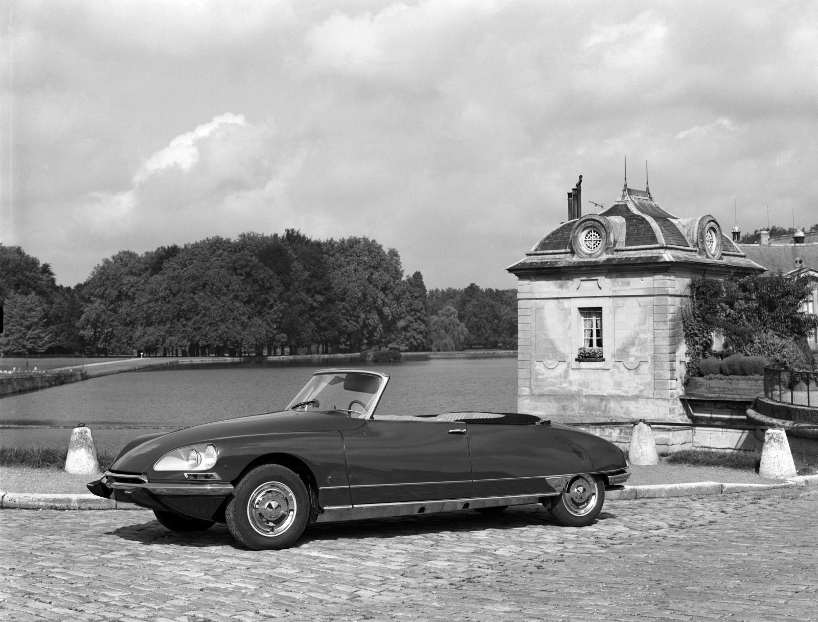 Citroën DS 21 Convertible-1968
