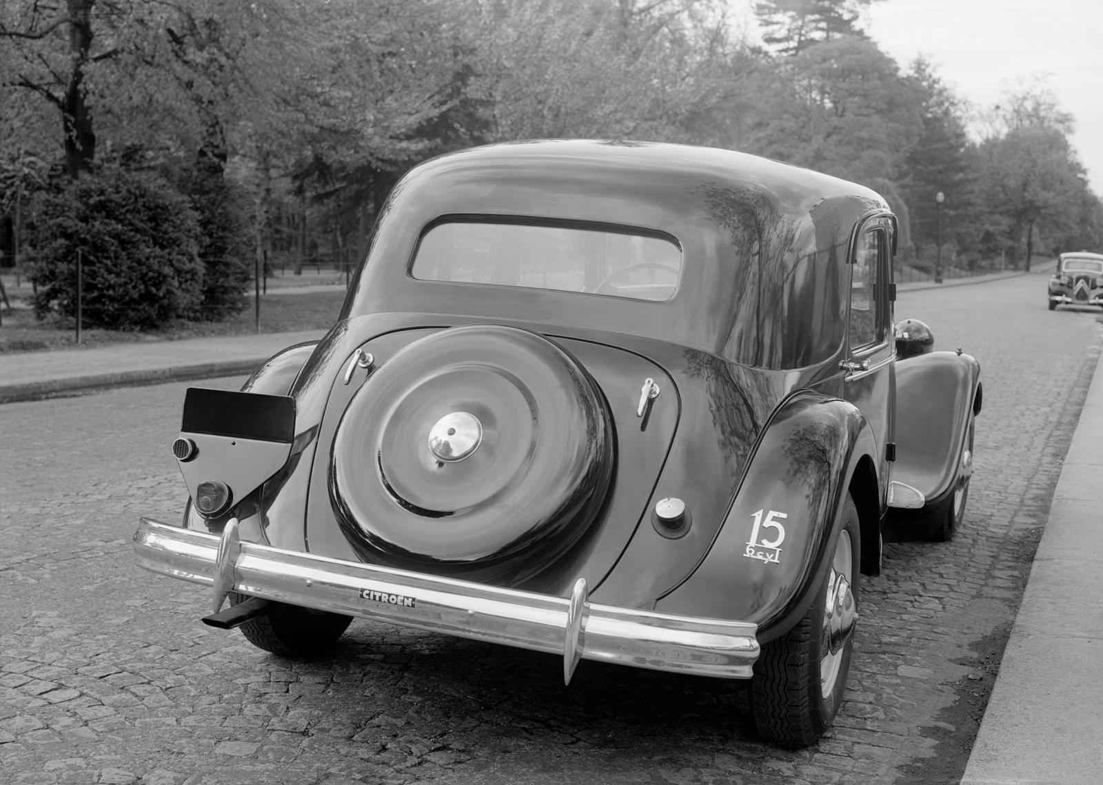 Traction 15 SIX G 1939