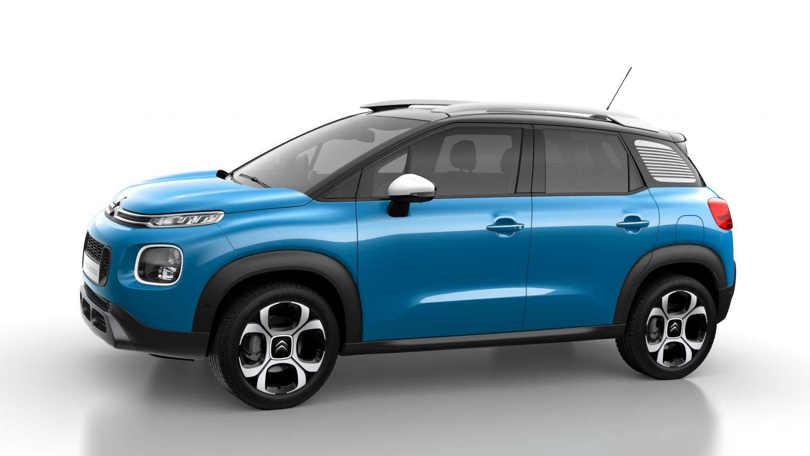 C3 Aircross Compact SUV - Breathing Blue