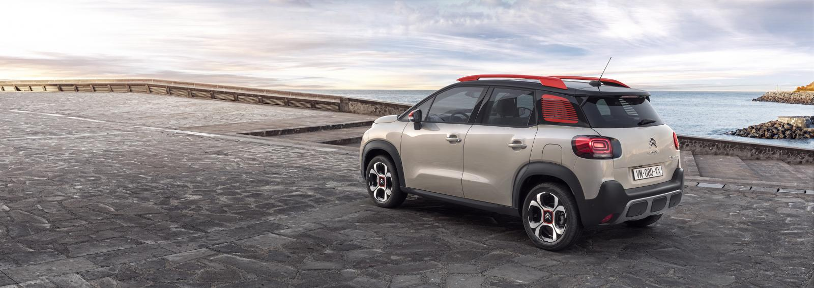 C3 Aircross Compact SUV- Sunset
