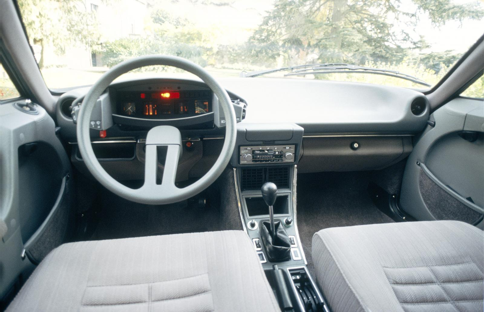 Inside CX 20 TRE 1982