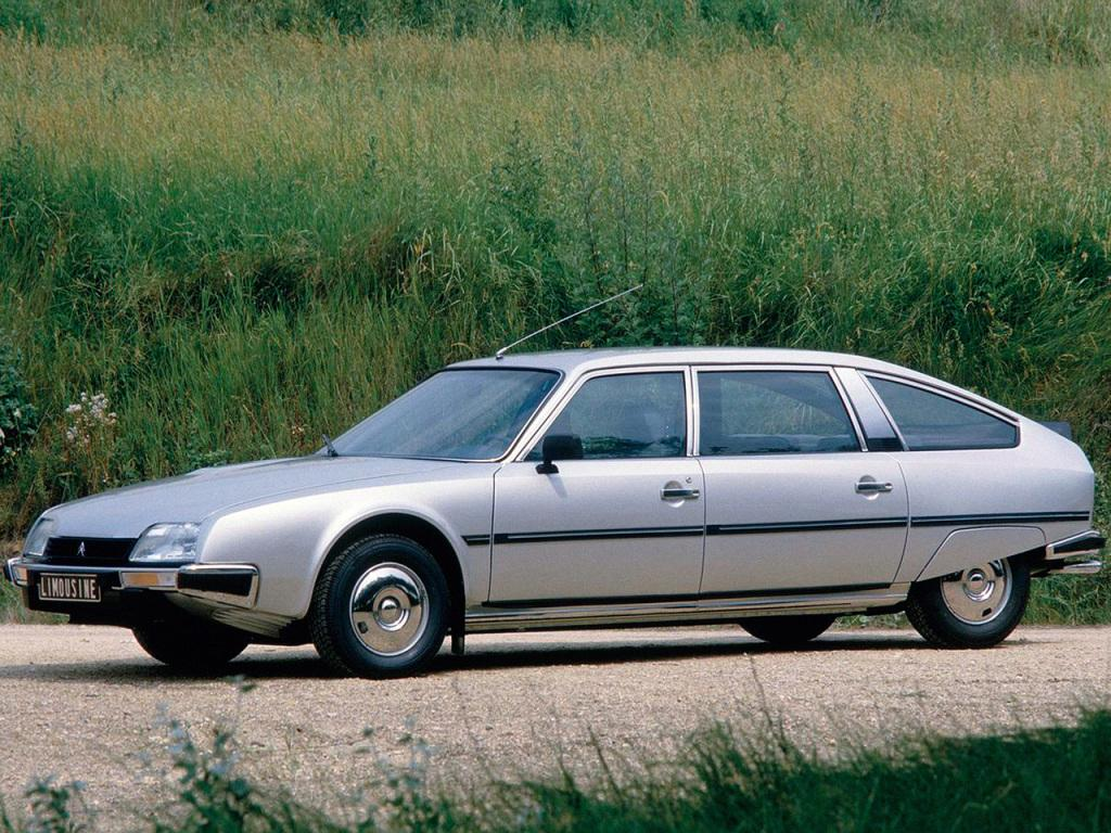 CX 25 Limousine Turbo 1983