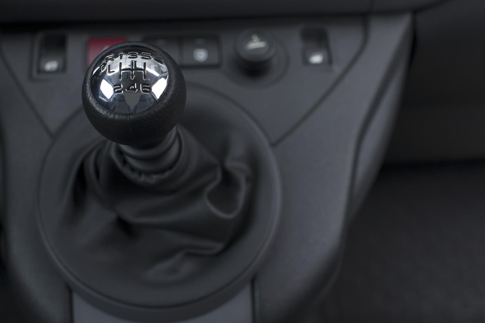 Berlingo 2 gear lever