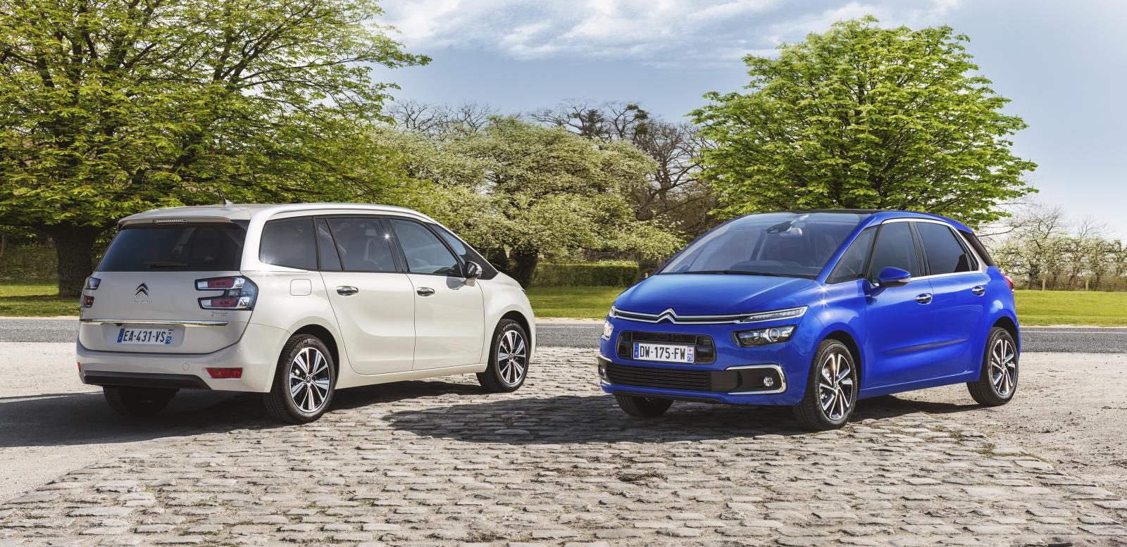 Grand C4 Picasso Shine 2016 and C4 Picasso 2016