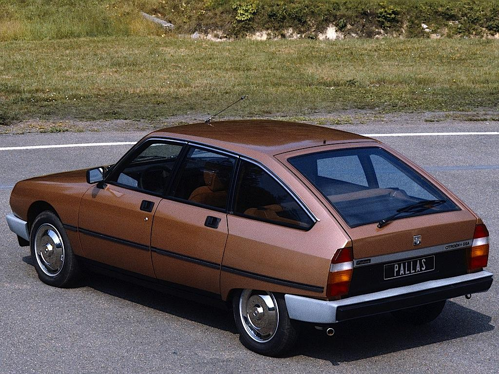 GSA Pallas 1979 rear 3/4