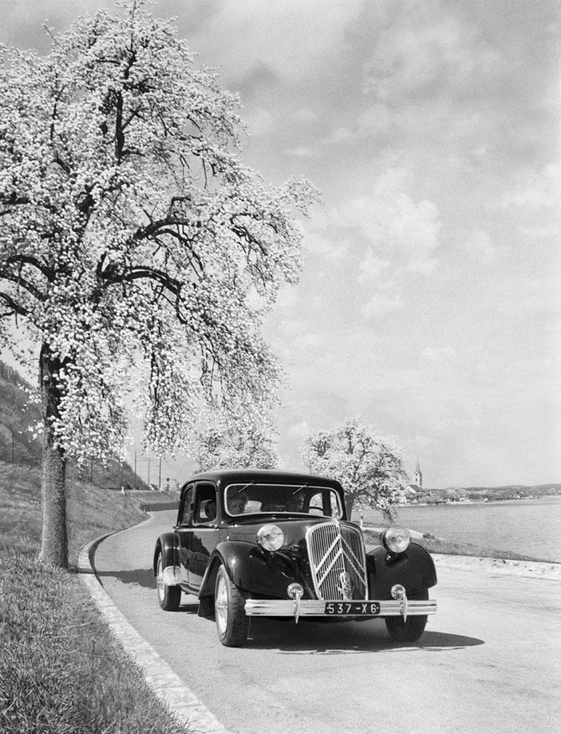 Traction 15 SIX 1952