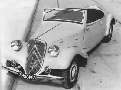 Traction 7B Roadster 1934