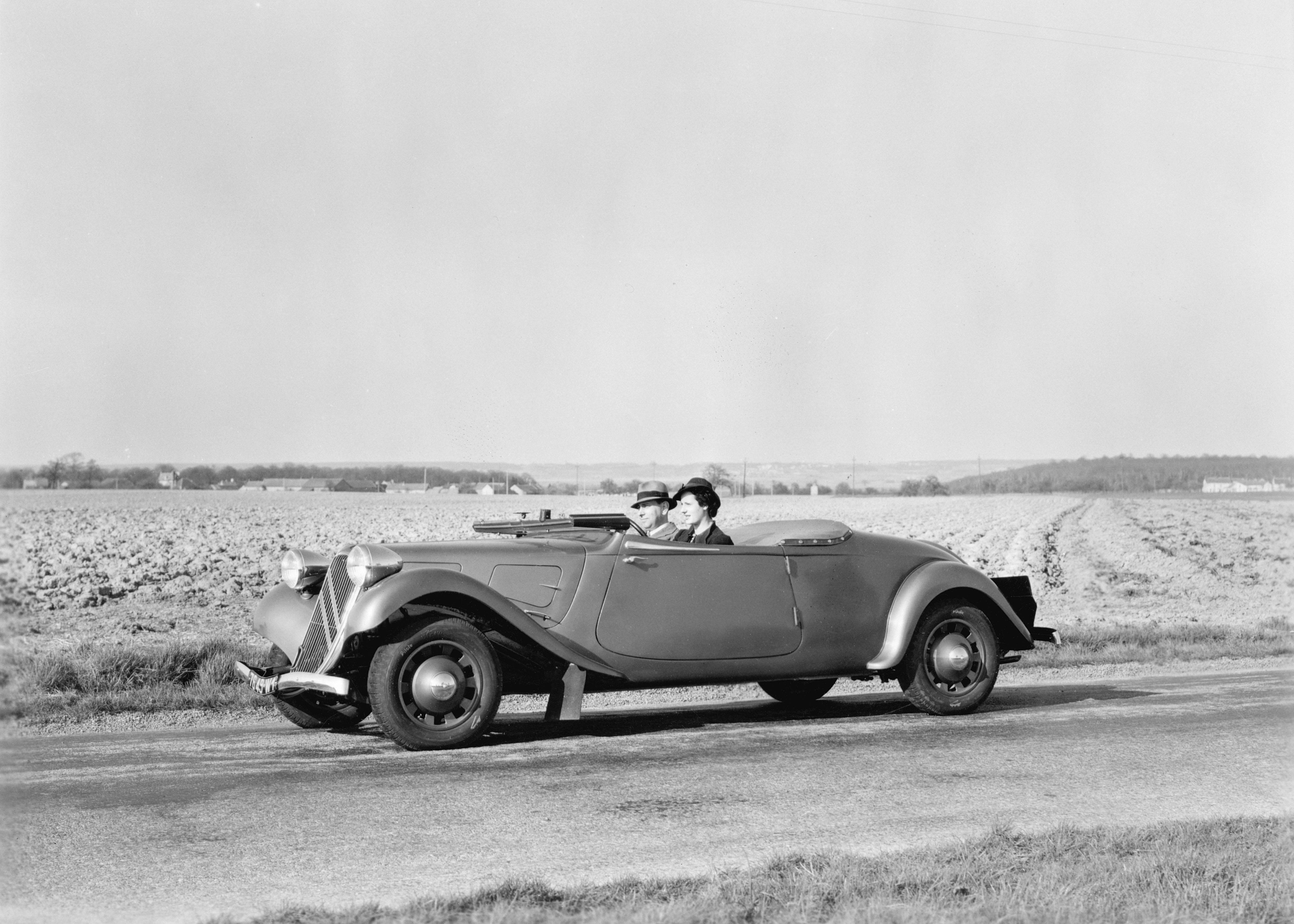 Traction 11 convertible