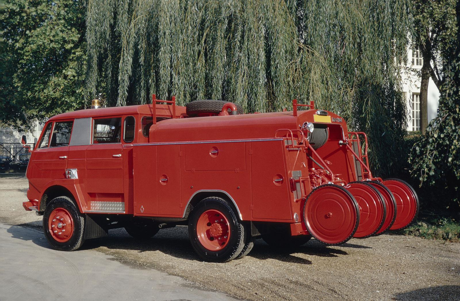 Type 350 Firefighters - 1968