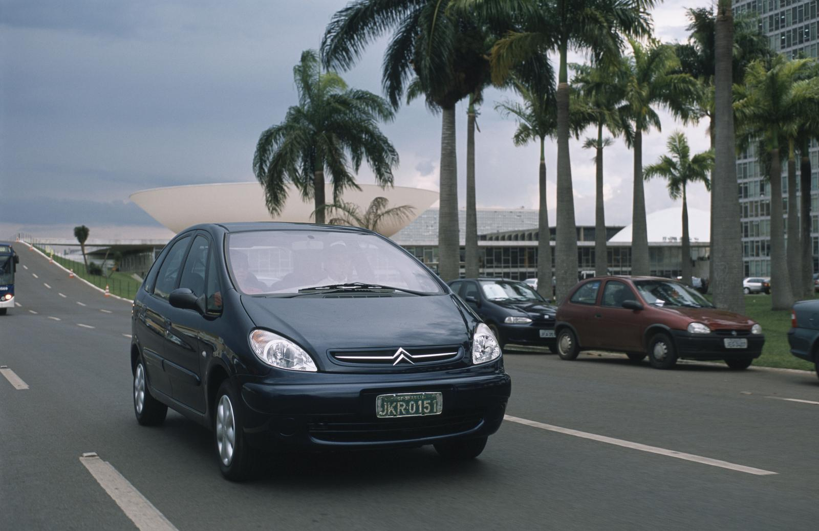 Xsara Picasso 3/4 front