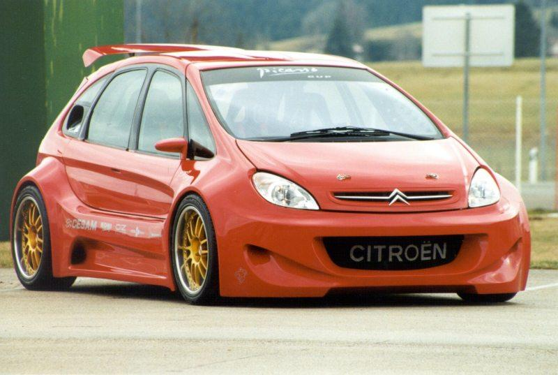 Xsara Picasso Cup (by Sbarro)
